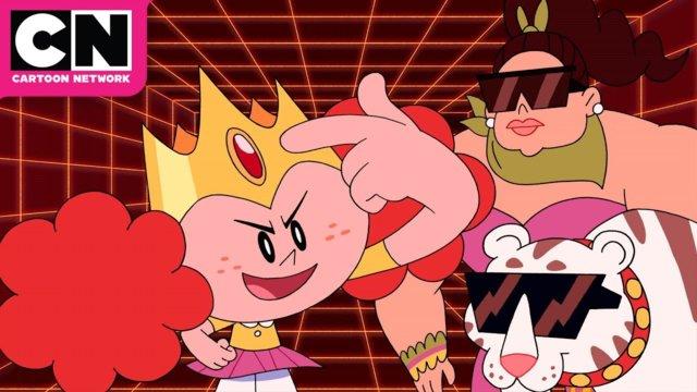 The Powerpuff Girls | Princess Morbucks Raps About The Powerpuff Girls | Cartoon Network