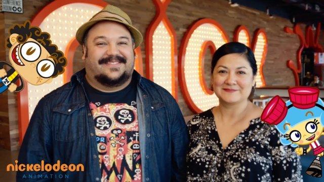 El Tigre | Meet the Creators: Jorge R. Gutierrez & Sandra Equihua | Nick Animation