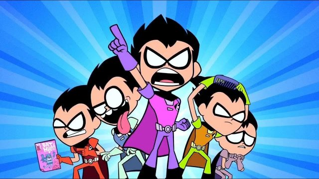 Teen Titans Go - Some of Their Parts