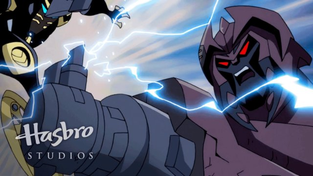 Transformers: Animated - A Concentrated Attack