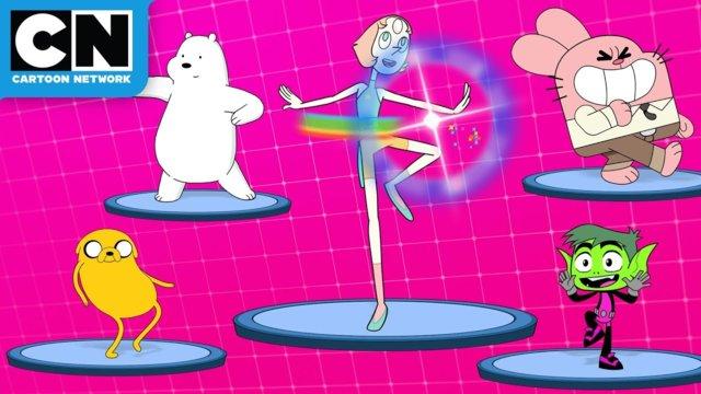Cartoon Network Characters Do The Fortnite Dances   Cartoon Network