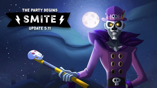 Baron Samedi Joins the Party | SMITE God Teaser