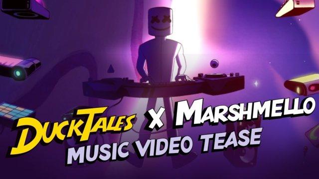 Marshmello x DuckTales Teaser | DuckTales | Disney Channel