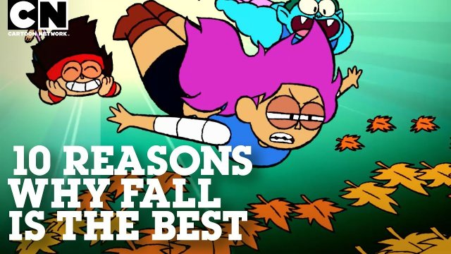 CN COUNTDOWN | The Best Things About Fall | Cartoon Network