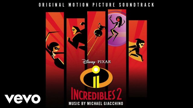 """Pow! Pow! Pow! - Mr. Incredible's Theme (From """"Incredibles 2""""/Audio Only)"""