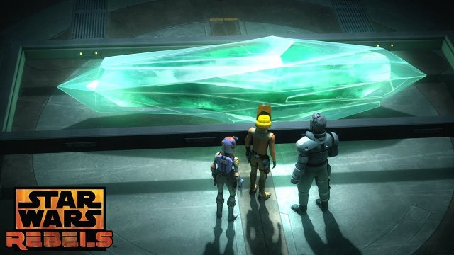 In the Name of the Rebellion: The Kyber Crystal | Star Wars Rebels | Disney XD