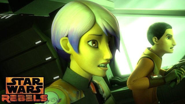 In the Name of the Rebellion: Narrow Escape | Star Wars Rebels | Disney XD