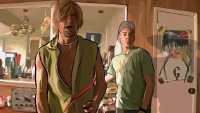 Woody Harrelson and Robert Downey Jr. Animated