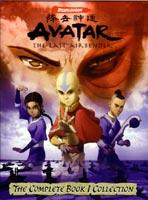 Avatar Complete Book 1 Box