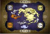 The Avatar World Map