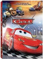Cars DVD Box