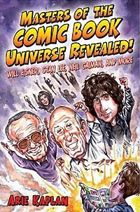 Masters of the Comic Book Universe Revealed! Cover