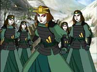 The Kyoshi Warriors