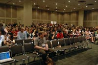 The Avatar Panel audience