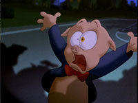 Porky Pig in 'Space Jam'
