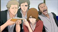 Manabu was even less happy than Louis in this scene.