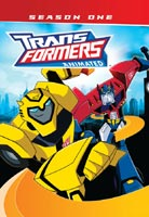OK, so why Bumblebee? He's nice and all, but he's prominent on all the DVD box art.