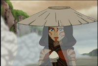 Sweet episode, but we already knew Katara lets compassion get in the way of practicality.