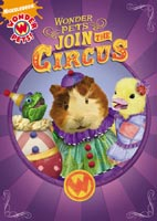 Join the circus like you wanted to, when you were a kid.