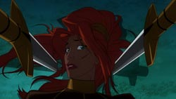 'The Little Mermaid'? Really? But...I'M the redhead!