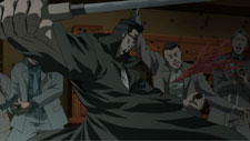 Next on Letterman: Ginji the Manslayer and Stupid Katana Tricks