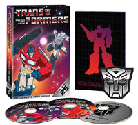 Please note the almost complete lack of Transformers cliché catch-phrases in this review.