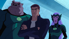 Keep it up and we'll feed you to Kilowog