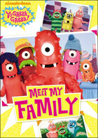 Yo Gabba Gabba Meet My Family