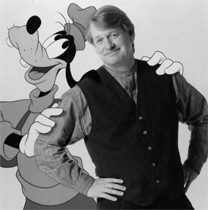 Bill Farmer and Friend