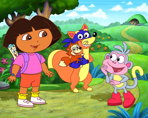 """First """"Dora the Explorer"""" Prime Time Special Debuts March ..."""