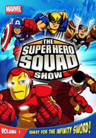 Who'll save the day? The Super Hero Squad!
