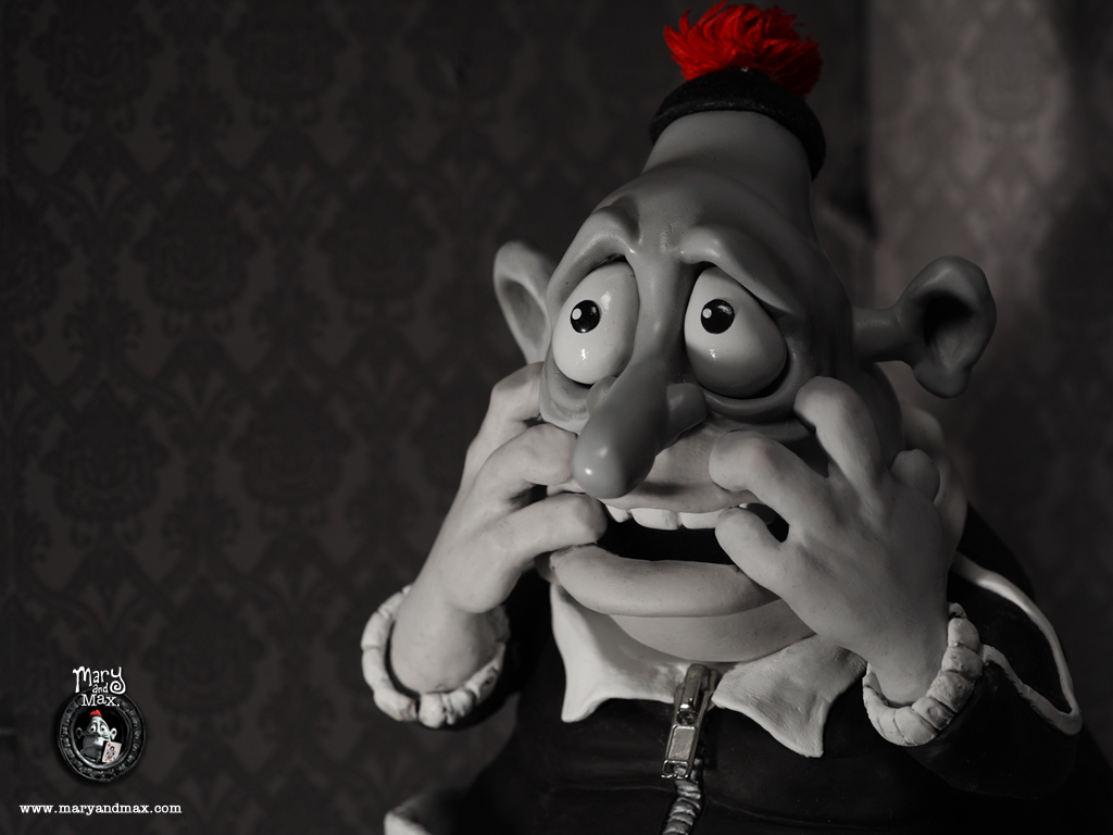 Mary And Max Blu Ray Is A Truffle Of The Finest Bittersweet Chocolate Anime Superhero News