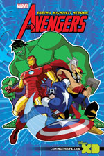Avengers Assemble...for AWESOMENESS!!!