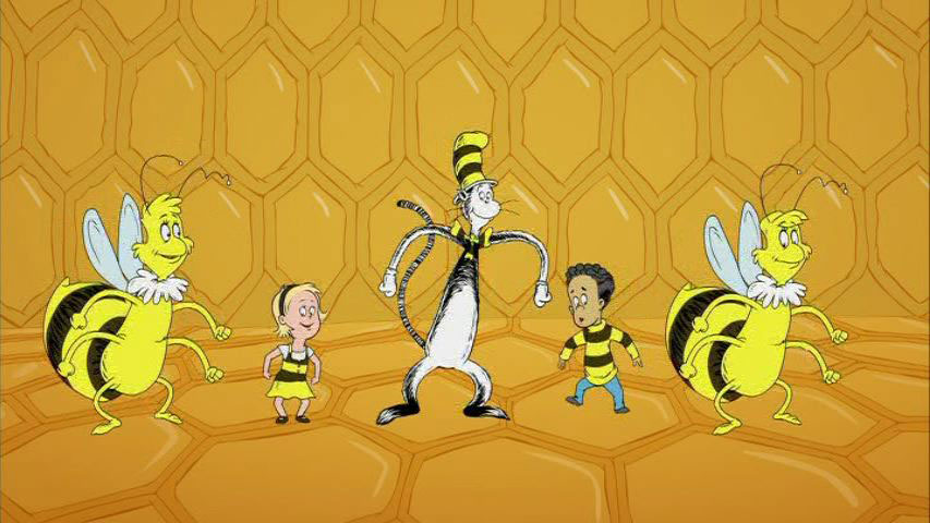 Cat In The Hat Bees