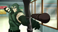 Green Arrow is not afraid of female superheroes. You shouldn't be either, Warner Bros.