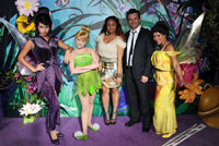 Michael and Raven with Fairies