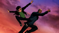 Red Rover Red Rover, Send Aqualad and Robin Over!
