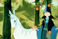 The Unicorn and Schmendrick