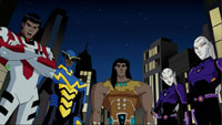 JLU took all these crazy/lame things and made them so much better