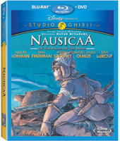 You know what's scary? The iPad has an auto-correct built in to suggest 'Nausicaa' if you type the first four letters. Try it.