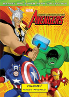 Avengers Assemble! For Volume 1