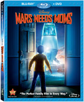 Mars Needs Moms. You don't need this movie.