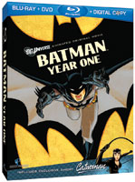 Batman Year One DVD Box Art