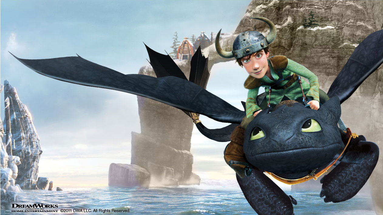 how to train your dragon gift of the night fury
