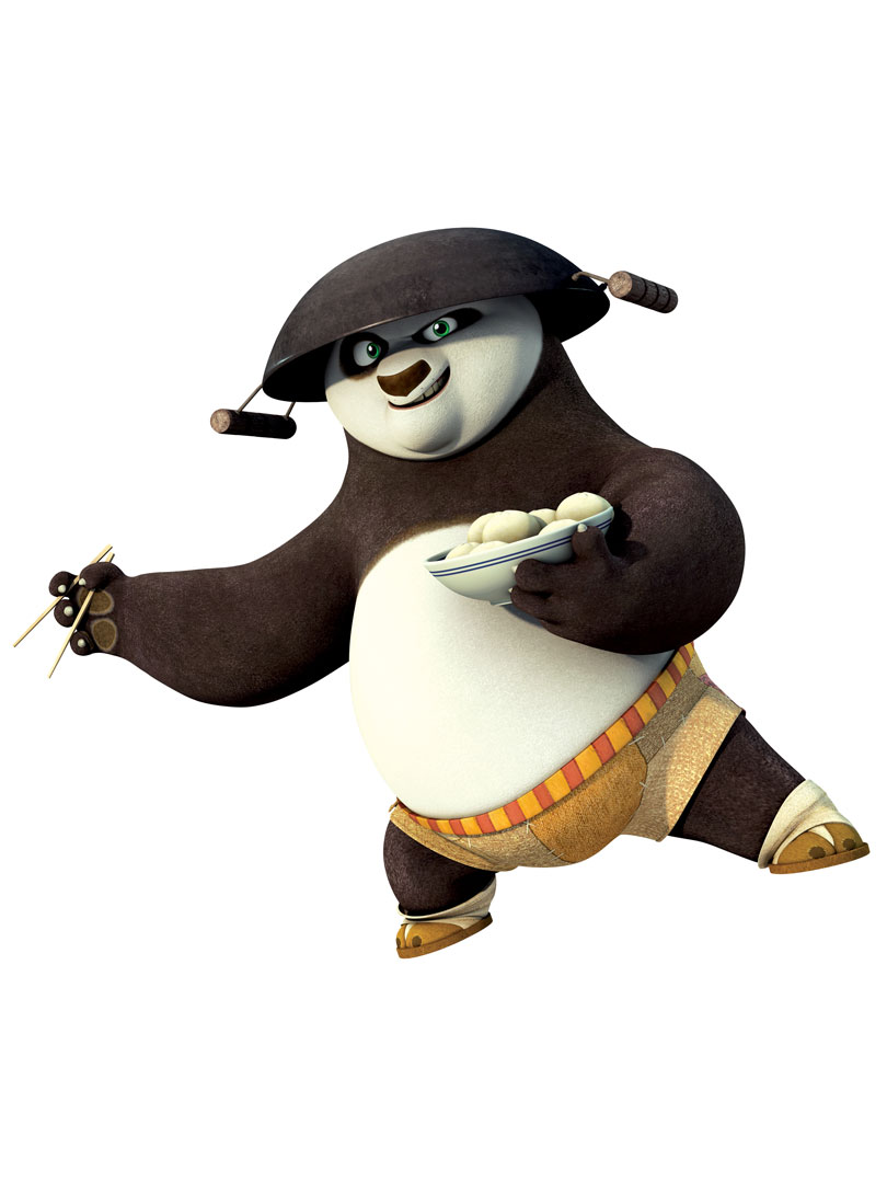 quot kung fu panda legends of awesomeness quot only half a loaf