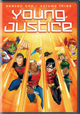 Why don't I love Young Justice?