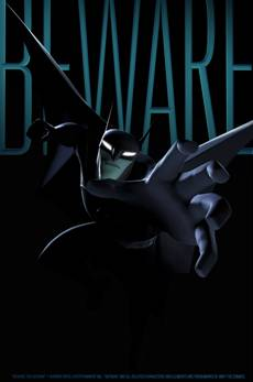 beware, the, batman, cartoon, trailer