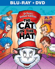 Cat in the Hat Deluxe Blu-ray box art