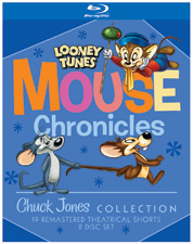 Chuck Jones Looney Tunes Mouse Chronicles