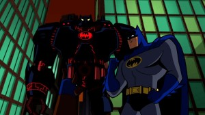 Batman the Brave and the Bold Plague of the Prototypes Adam West